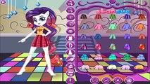 MLP EQUESTRIA GIRLS My Little Pony Rainbow Rocks Rarity Friendship is Magic Dance Fashion Game