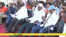 Raila Odinga 'not afraid of sanctions' ahead of 'inauguration'