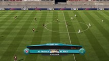 Saudi Arabian Crown Prince Cup - Al Ahli @ Al Faisaly fifa 18 simulation