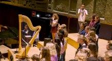 Orchestre des lycées français du monde (saison IV) : regards en coulisses
