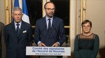 XVIIème Comité des signataires de l'accord de Nouméa