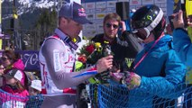FFS TV - CHATEL - Championnats de France de Ski Alpin - Salom Dame - Manche 2 - Mars 2018