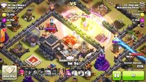 Clash of Clans Invincible Base For Town Hall 9! - Invincible Layout - Best Town Hall 9 War Base?