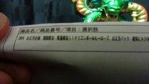 ドラゴンボールヒーローズ 宇宙戦艦ヤマダから購入した�