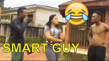 SMART GUY (COMEDY SKIT) (FUNNY VIDEOS) - Latest 2018 Nigerian Comedy- Comedy Skits-Naija Comedy