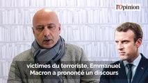 Hommage à Arnaud Beltrame : ce qu'il faut retenir du discours de Macron