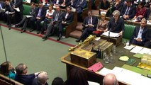 PMQs result in fiery exchange over mental health services