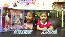 MIMI花漾17-逛街去 韓國娃娃玩具 MIMI WORLD玩具分享 娃娃時裝秀玩具介紹 家家酒玩具 一起玩玩具Sunny Yummy Kids TOYs 웨딩미미 침실가방