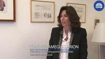 IGPDE-CHEDE 2017 : témoignage de Charlotte AMEGLIO-BRION, directrice du développement immobilier, Hermès international