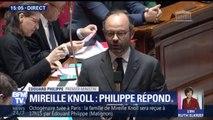 """Mireille Knoll: """"Il y a un antisémitisme qui ne passe pas, qui mute, qui met en cause ce que nous sommes"""", déplore Edouard Philippe"""