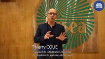 IGPDE CHEDE 2017 - témoignage de Thierry COUE, président de la Fédération régionale des exploitants agricoles de Bretagne