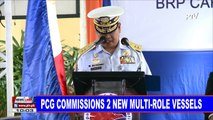 PCG commissions 2 new multi-role vessels