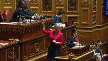 Intervention de Marie Mercier, auteure de la proposition de loi pour une meilleure protection des mineurs victimes d'infractions sexuelles