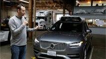 Uber's Newer Autonomous Cars Have Less Safety Sensors Than Older Models
