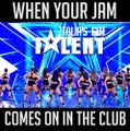 Twerkout Team on Italia's Got Talent 2016