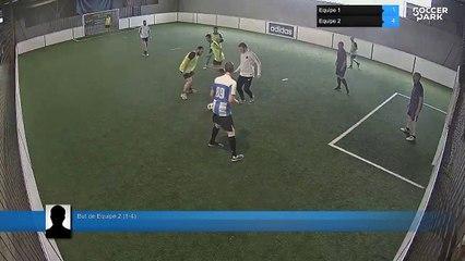 But de Equipe 2 (1-4) - Equipe 1 Vs Equipe 2 - 28/03/18 12:32 - Loisir Pau - Pau Soccer Park