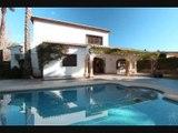 Espagne : Vente maison villa sur deux étages Piscine Jardin arboré  – Vivre sa retraite en Espagne ? - Costa Blanca