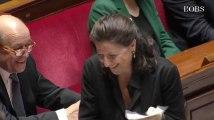 """""""Retraités"""" au lieu de """"députés"""" : le lapsus d'Agnès Buzyn devant une Assemblée hilare"""