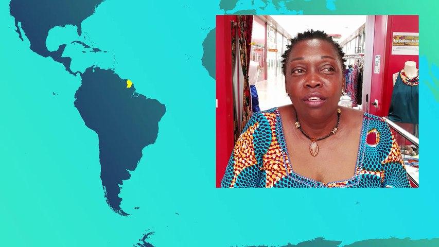 Le wax est de plus en plus présent aux Antilles-Guyane