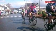 Cyclisme. Clément Davy, vainqueur du grand prix Super U