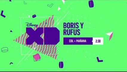 "PROMO ""BORIS Y RUFUS"" (NUEVA SERIE - PREESTRENO VIP - 29-03-2018) EN DISNEY XD"