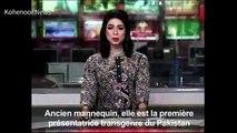 Une première présentatrice télé transgenre au Pakistan