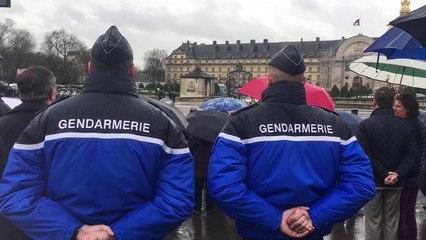 Arnaud Beltrame : ils sont venus lui rendre hommage