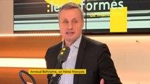 """Hommage au colonel Arnaud Beltrame : """"L'inflation verbale [d'Emmanuel Macron] masque mal une impuissance politique réelle"""", explique Jean-Sébastien Ferjou #lesinformés"""