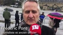 """Frédéric Pons : """"Toute la France se rassemble derrière cette belle figure d'officier français"""""""