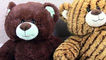 Scouts Cookies Build A Bear Bears Toy Review Thin Mints Coconut Caramel Cookie