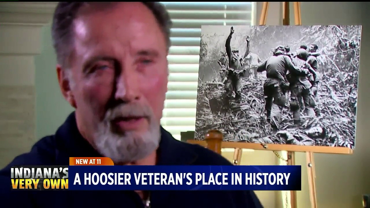 Vietnam Vet in Photo That Appeared on Front Page of New York Times Speaks Out