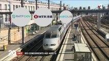 SNCF : les concurrents sont aux aguets