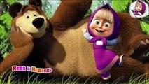 Маша и Медведь - Новые серии - Маша и Медведь: Маша Фигуристка - Все серии подряд