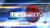 HPyTv Tarbes   Bandanas solidaires aux Fêtes de Tarbes (27 mars 18)