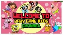 ABC Song -Sonic Cartoon Pre kindergarten school Songs   Nursery Rhymes Preschool Songs  