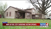 Woman Speaks Out as Her Husband Recovers from Injuries in Seemingly Random Shooting