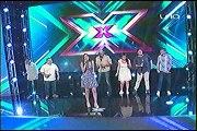 Grupo 7 Canta Chino & Nacho - Niña Bonita  - Factor X Bolivia 2018