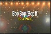 April Bop Bop (Bop It) Karaoke Version