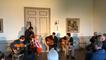 Le quatuor Némésis- festival Jazz in Fougères