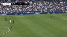 Zlatan Ibrahimovic first goal super goal LA Galaxy vs Los Angeles FC 2018