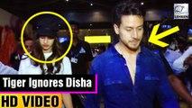 What's Wrong Between Tiger Shroff And Disha Patani?