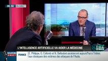 La chronique d'Anthony Morel : Quand l'intelligence artificielle se met au service de la médecine – 29/03