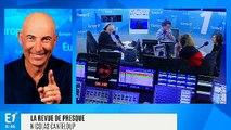"""Jean-Luc Mélenchon après le rassemblement en hommage à Mireille Knoll : """"C'est la première fois que je me faisais sortir d'une manif !"""""""