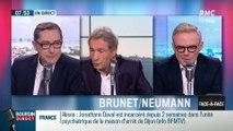 """Brunet & Neumann : Le Pen et Mélenchon ont-ils eu raison de se rendre à la """"marche blanche"""" en hommage à Mireille Knoll ? - 29/03"""
