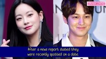 [BREAKING NEWS] Oh Yeon Seo And Kim Bum Are Dating