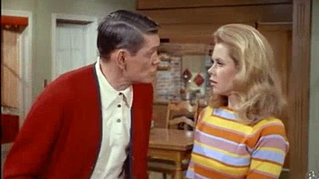 Bewitched S04E30 Samantha S Secret Saucer