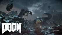 DOOM - Xbox One X 4K Update Trailer (March 29, 2018)