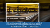Leaders in Top Quality Lead Shielding & Lead Products for Over 30 Years