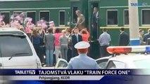 TAJOMSTVÁ VLAKU TRAIN FORCE ONE