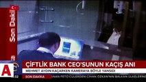Çiftlik Bank�ın sahibi Mehmet Aydın böyle kaçtı